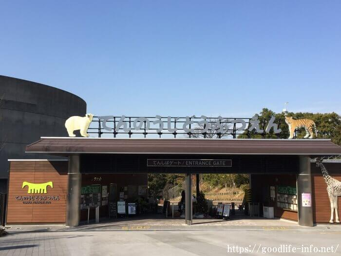天王寺動物園(てんしばゲート)